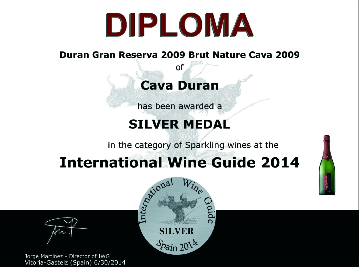 INTERNATIONAL WINE GUIDE 2014