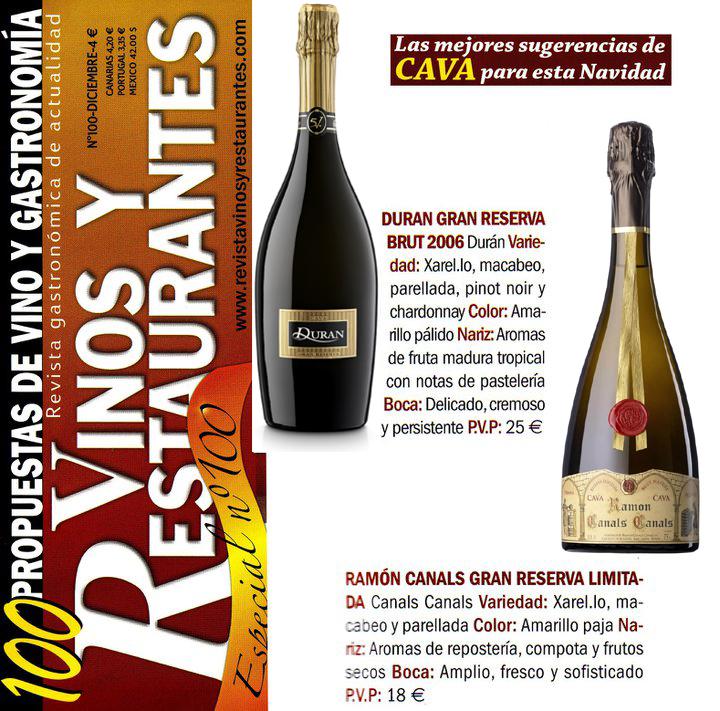 Vinos y restaurantes - Desembre 2010